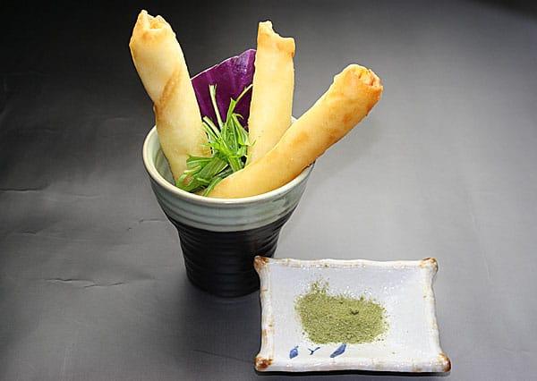 山芋とチーズのサクサク揚げ写真
